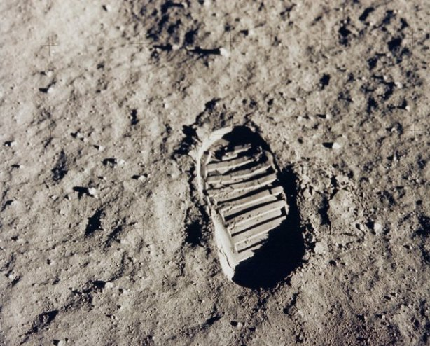 the footprint