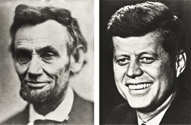 Abe and JFK