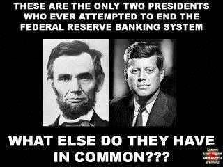 Lincoln - JFK - Fed