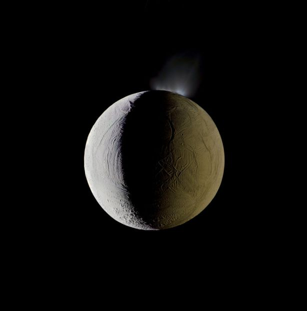Planetfall, Enceladus, vents